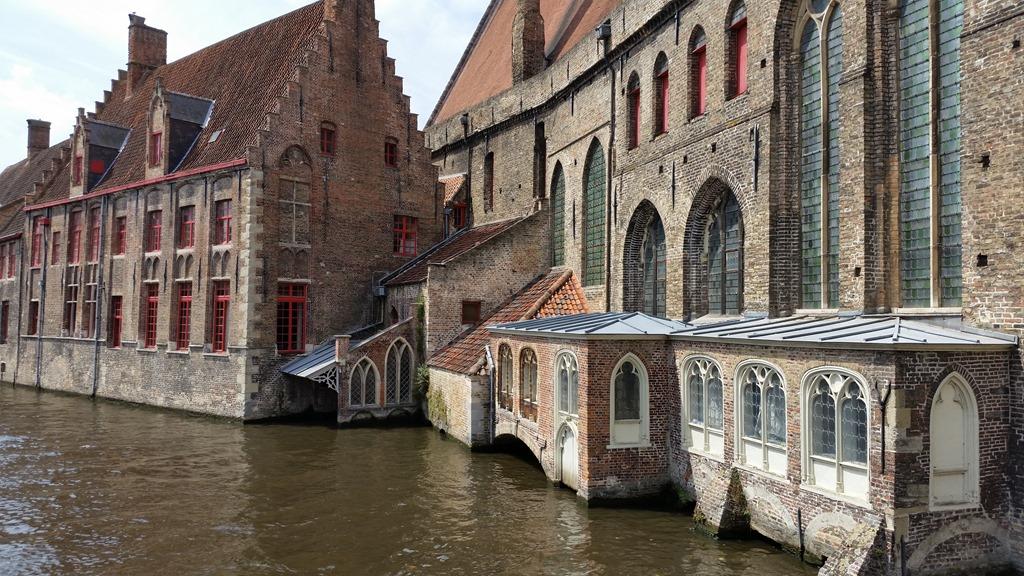 Day 1 : Brugge, Belgium
