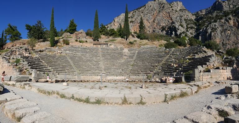 Day 84-86 : Delphi, Greece