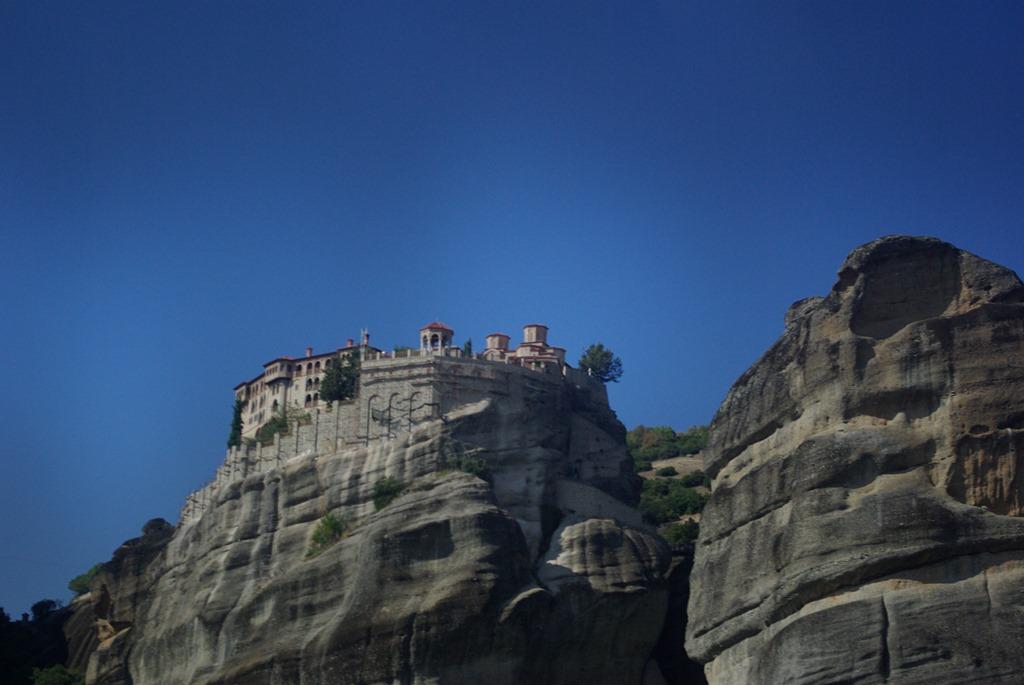 Day 80-82 : Meteora, Greece
