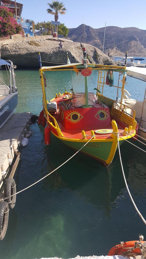 Day 89-95 : Agia Galini, Crete