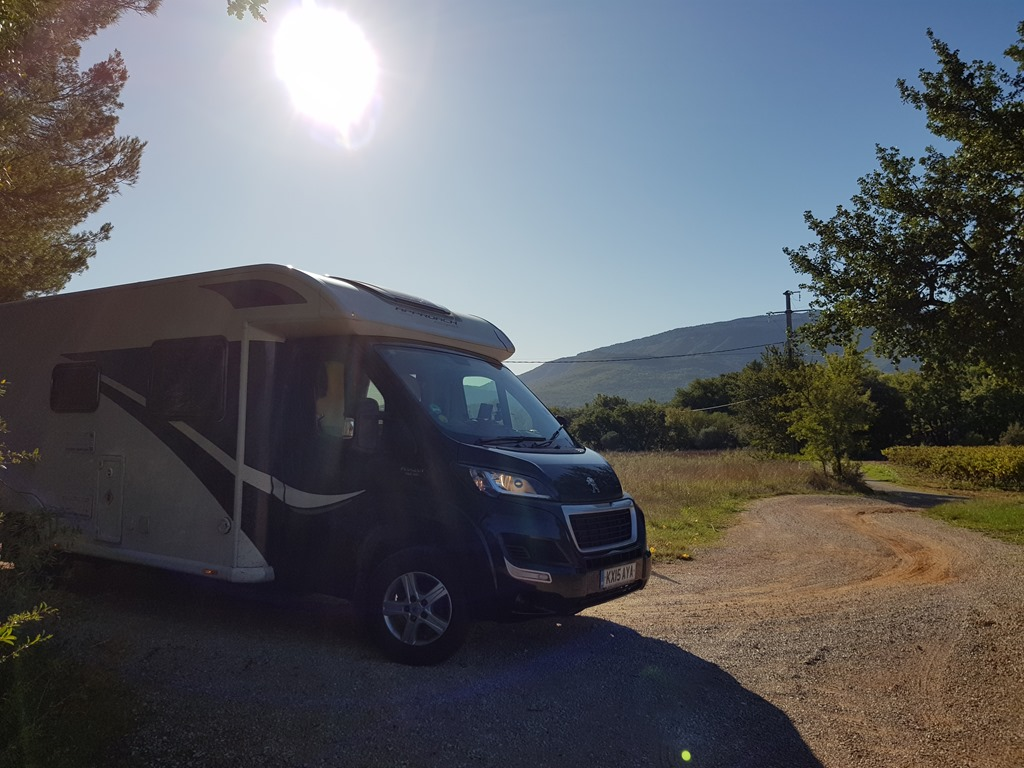Day 40: Italy, Ovada – France, Pourrieres