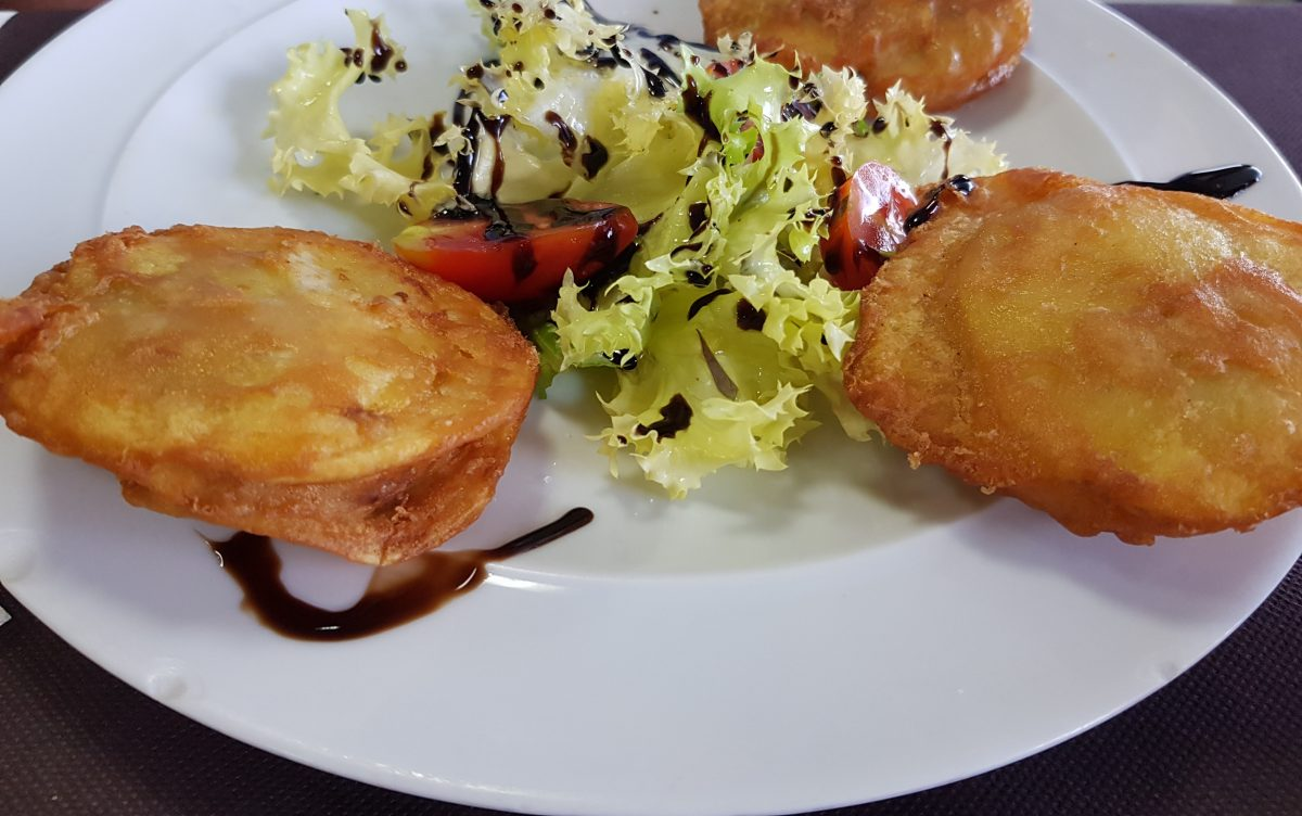 Patates d'Olot