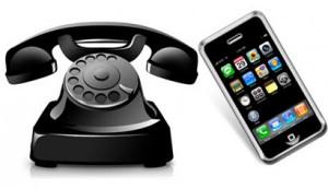 Mobile phones & landlines
