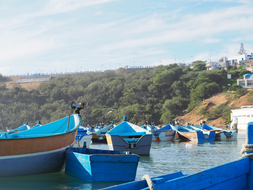 Day 82: Morocco, Moulay Bousselham