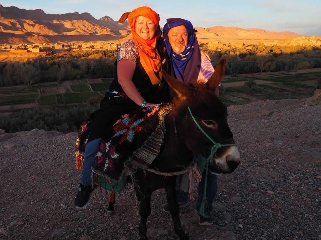 Day 113-114 Morocco, Merzouga – Tinghir